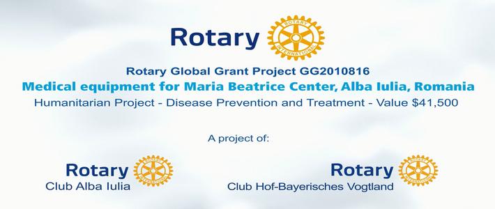 grant rotary international maria beatrice